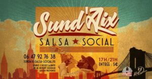 SundAix Salsa Social @ Europia Aix en Provence